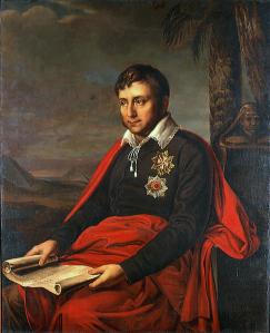 Count Jan Potocki