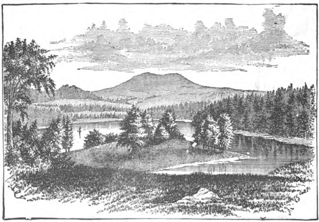 Greylock, highest mountain in the Berkshires