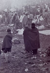 Woodstock: symbolic apogee of the counterculture