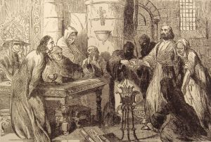 As a rule, the use of instruments indicates torture during the interrogation of the Templars