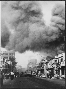 Even the South Vietnamese capital of Saigon was attacked during the Tet Offensive