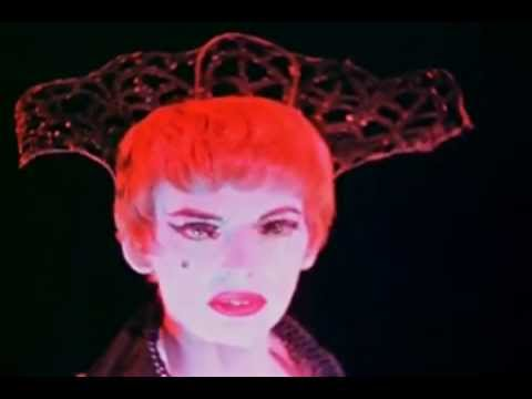 "Cameron as the Scarlet Woman in ""Inauguration of the Pleasure Dome"""