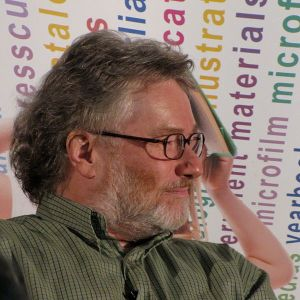 Iain (M.) Banks (photo: Stuart Caie)