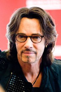 Rick Springfield in 2010 (photo: Adam Bielawski)