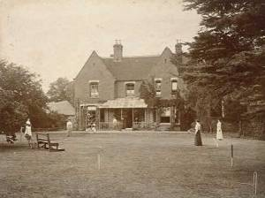 "I'd go to ""the most haunted house in England"" for inspiration, but it burned in 1939."