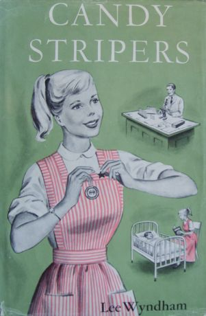 The cover of this book for young readers conveys both the helpfulness and the gender stereotype