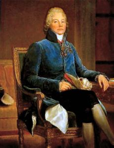 Talleyrand in 1809