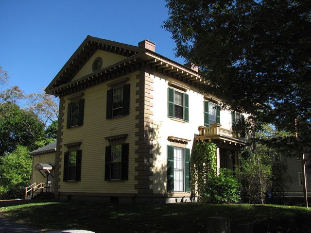 Boutwell House Groton Historical Society (photo: John Phelan)