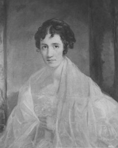 Ann Rowan Buchanan, painted by John Peter Frankenstein