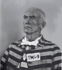 Reavis as a prisoner