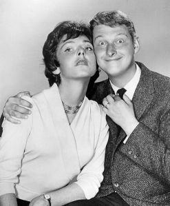 Nichols and May (although that's May on the left, if you haven't guessed)
