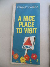 Every gas station chain gave you free maps