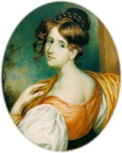 Surely Elizabeth Gaskell is too young and pretty to write horror stories!
