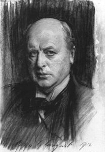 "In her preface to ""More Tales of the Uneasy,"" Hunt gives credit for the title to Henry James"