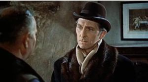 Dr. Abraham Van Helsing, M.D, D. Ph., D. Litt., etc., if you please . . . or at least Peter Cushing taking on the role in one of Hammer's Dracula films