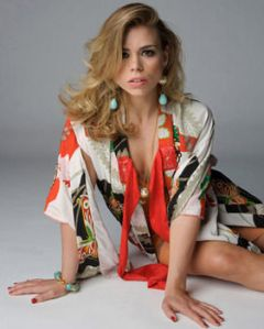 No, Doctor Who is not going sexy; this is Billie Piper as the call girl