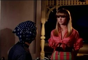 No, you did not just lose your virginity to me; you lost it to my look-alike ghostly ancestress!