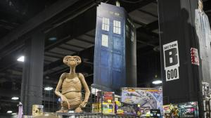Some merchandise at this year's con (Photo: Boston Globe)