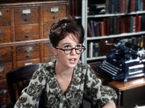 What IS it with hot librarians?
